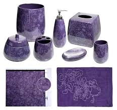 Plum Bath Rugs Plum Bath Rug Purple Bathroom Accessories Deluxe Set Plum Bath