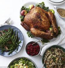 thanksgiving dinner adds up to a whopping 3 690 calories daily