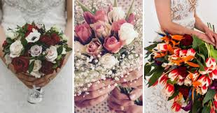 wedding flowers pictures the difference between a lidl and 300 wedding bouquet metro news