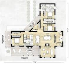 modern contemporary floor plans modern and contemporary house plans