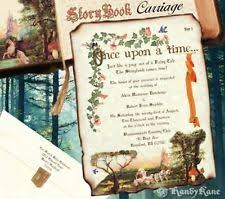 scroll wedding invitations scroll invitations ebay