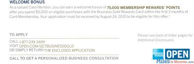 Business Gold Rewards Card From American Express Amex Business Card Bonus Churning W Out 12 Month Wait