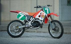 motocross bikes videos trampas parker u0027s 1991 cr250 dirt bikes pinterest motocross