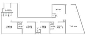 northeastern housing floor plans northeastern university housing west village a