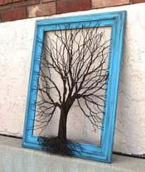 large 4 four seasons seasons of change tree by rafiwashere