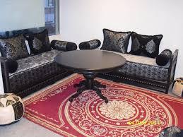 housse canapé marocain salon marocain en cuivre déco plafond platre