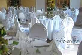 Table And Chair Cover Rentals Florentina Flowers U0026 Art Chair Covers Rental Slip Covers