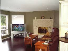 Brick Fireplace Paint Colors - creative of paint colors for family room with fireplace
