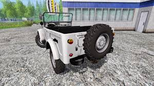 gaz 69 off road 69 for farming simulator 2015