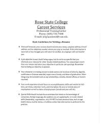 guidelines for what to include in a resume order transcripts inside mines colorado school of mines what