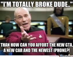Broke Meme - broke my ass by stijnfawkes meme center