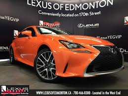lexus dealer in ct new orange 2016 lexus rc 350 awd f sport series 1 review youtube