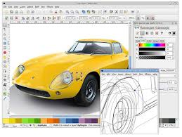logo designer freeware inkscape vector based graphic and logo designing software free
