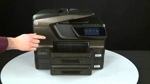 printing a test page hp officejet pro 8600 e all in one n911a
