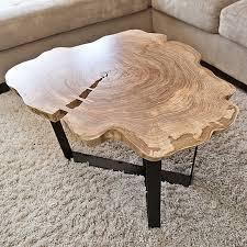 live edge round table live edge round table table designs