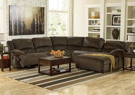 chocolate sectional sofa pucci s carpet one fredonia ny toletta chocolate right facing