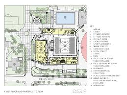 Arena Floor Plans by Gallery Of Roberts Pavilion John Friedman Alice Kimm Architects 31
