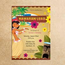 hawaiian party invitations plumegiant com