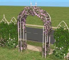 wedding arches sims 3 trellis arch sims 2 marina s sims