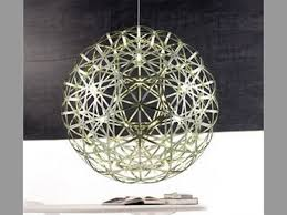 Ball Chandelier Lights Gorgeous Round Sphere Chandelier 50cm New Spherical Crystal
