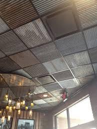 Contemporary Decorative Drop Ceiling Tiles — John Robinson House