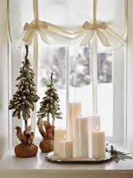Window Decorations For Christmas by Nine Ideas How To Welcome The Christmas Spirit Interior Design