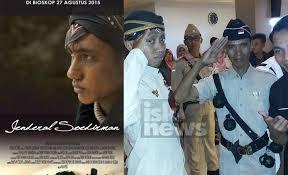 film perjuangan soedirman film soedirman diputar di kudus penonton antusias isknews com