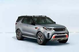 land rover discovery concept land rover discovery svx is a robust off roader with 518