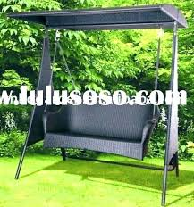Swinging Patio Chair Hanging Patio Swing Chair Outdoor Furniture Porch Swing Chair