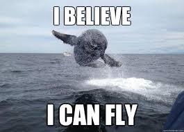 I Believe I Can Fly Meme - i believe i can fly funny meme