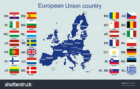 European Country Map by Illegal Immigrants Kicked Out Of European Union Countries