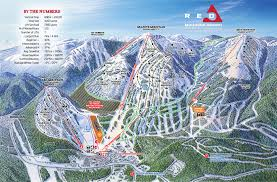 Colorado Ski Map by Red Mountain Resort Ski Resort Guide Location Map U0026 Red Mountain