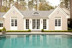 Atlanta Guest House Pool And Guest House Plans