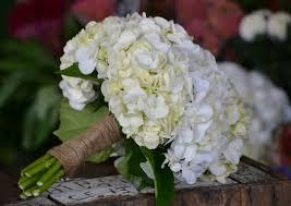 white hydrangea bouquet hydrangea t times