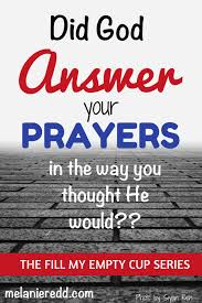 themes in god are not to blame did god answer your prayers in the way you thought he would