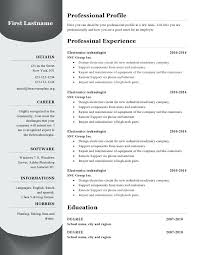 resume template word 2015 free resume free resume templates microsoft office