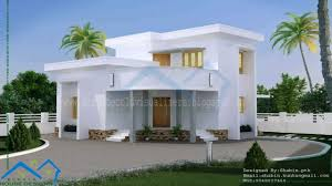 1000 sq ft 3d contemporary style plans of house with