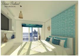 chambre d hotel originale décoration d une chambre d hôtel azur et or é balland décoration