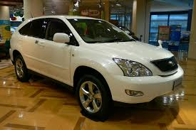 harrier lexus 2007 toyota harrier hybrid review cars news review