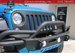jeep 2016 inside 2016 jeep wrangler unlimited sport lifted customized inside and out
