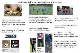 Marching Band Memes - small town high school marching band starter pack starterpacks