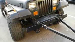 2014 jeep towing jeep tow bar 003