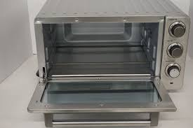 Cuisinart Toaster Oven Broiler With Convection Cuisinart Tob 60n Toaster 1500 Watts Oven Broiler With Convection