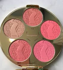 Pink Color Wheel by Tarte Color Wheel Blush Palette Review U0026 Swatches U2013 I Know My Makeup