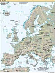 Barents Sea Map Map Earth Continent Europe Www Itlibitum Ru 008 Jpg