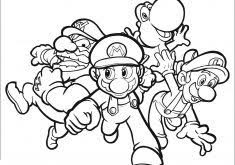 coloring pages cartoon characters coloring kids