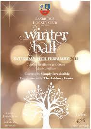 winter tickets on sale now banbridge hockey club