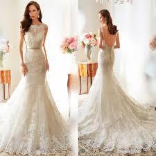 wedding dresses with mesh top halter v neck alluring wedding gown