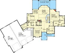 home plans with attached rv garage webshoz com marvelous home plans with attached rv garage 3 dream home plan with rv garage