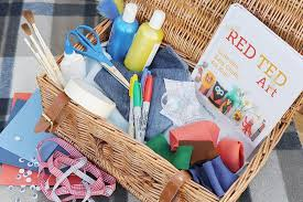 Kids Picnic Basket 25 Diy Gifts For Kids Make Your Gifts Special Red Ted Art U0027s Blog